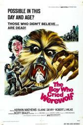 The Boy Who Cried Werewolf Movie Poster Print (27 x 40) MOVGB30711