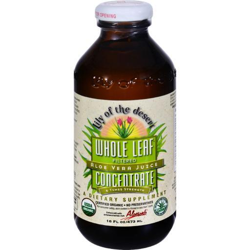 Lily of the Desert Aloe Vera Juice Whole Leaf Concentrate - 16 fl oz