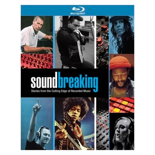 Soundbreaking-stories from the cutting edge of recorded music (blu ray) ST9DVILLHX9HXI8Z