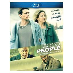 Good people (blu ray)                                         nla BRME15476