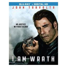 I am wrath (blu ray w/digital hd) (ws/eng/eng sub/sp sub/eng sdh/5.1dts-hd) BR49943D