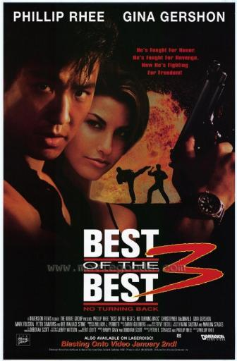 Best of the Best 3: No Turning Back Movie Poster Print (27 x 40) Z1SD3DKF0JG1KQN1