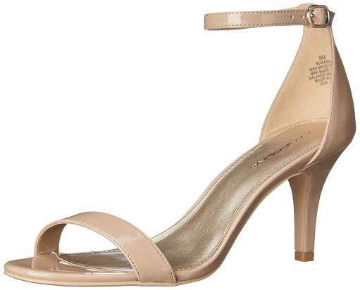 af631447a7cb Bandolino Bandolino Womens Madia Open Toe Special Occasion Ankle ...