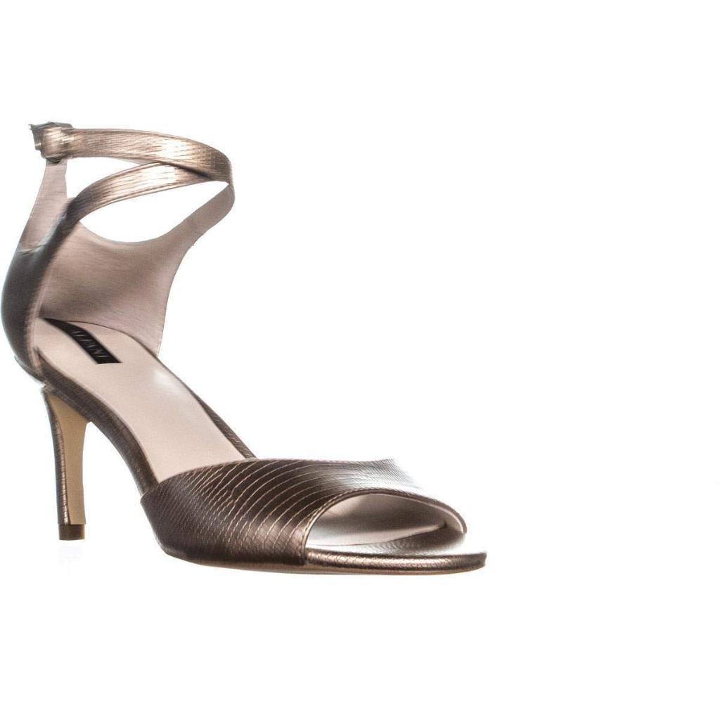55ecfeb9c16 Alfani A35 Galeah Criss Cross Ankle Strap Sandals