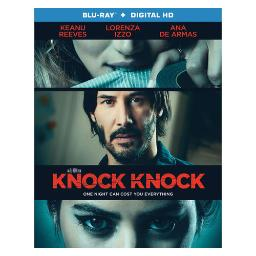 Knock knock (blu-ray/2015/keanu reeves/eng dts/eng & spa subtitles) BR47808