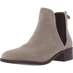 Steve Madden Womens Darbie Comfort Insole Ankle Chelsea Boots