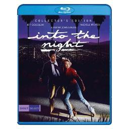 Into the night (blu ray) (ws) BRSF17449