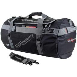 Overboard 418712 90 litre Adventure Duffel Bag - Black