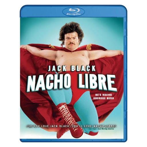 Nacho libre (blu ray) (ws/2017 re-release) 1301076