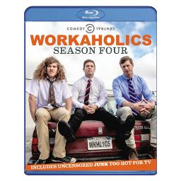 Workaholics-season 4 (blu ray) (2discs) BR7915051