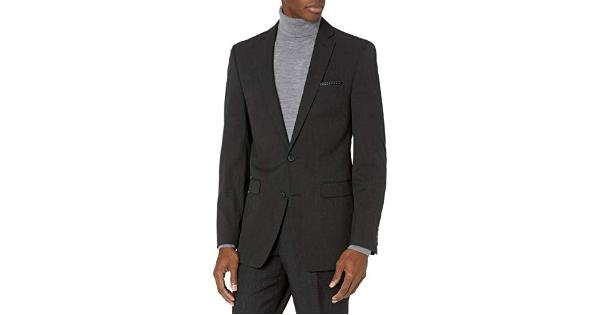 Van Heusen Men's Slim Fit Flex Stretch Suit Separate Pant (Blazer and Pant), …