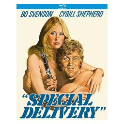 Special delivery (blu-ray/1976/ws 1.85/4k restoration) BRK22792