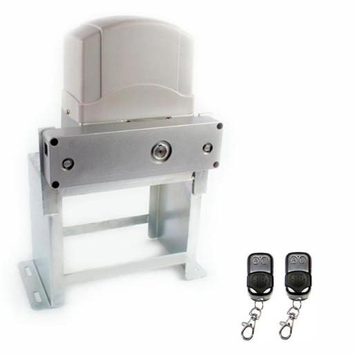 Aleko AC2700NOR-UNB Basic Kit Sliding Gate Opener for Sliding Gates up to 65 ft. Long & 2700 lbs