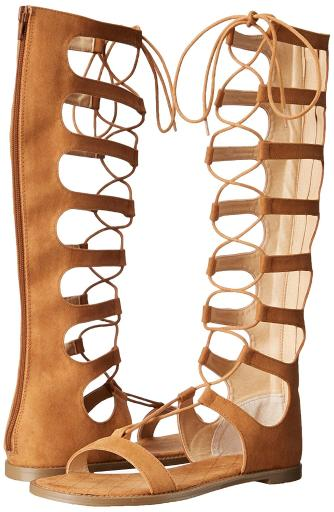 00b92317d388 Chinese Laundry Chinese Laundry Galactic Tall Lace Up Gladiator Sandals