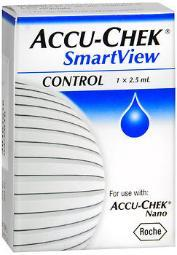 Accu-chek Smartview Control Solution - 2.5 Ml