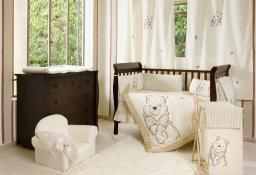 [Winnie the Pooh] Crib Bedding Set Bedding Collection (4PC Bedding Set + 1 x Diaper Bag)