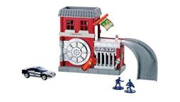 Matchbox Bank Alarm Playset with Die-Cast Car