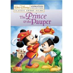 Disney Animation Collection Volume 3: The Prince And The Pauper