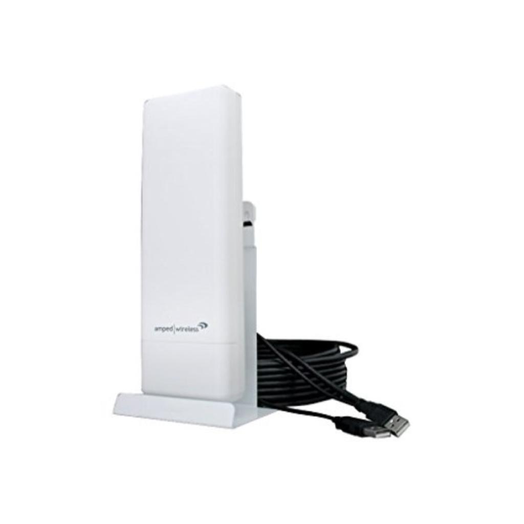 Amped UA600EX High Power Wireless-N 600Mw Pro USB Adapter