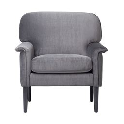 Studio Designs Mansard Arm Chair - Charcoal