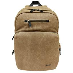 """Cocoon MCP3404KH Urban Adventure 16"""" Backpack with Built-in Grid-IT! Accessory Organizer (Khaki)"""