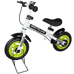 10 No-Pedal Adjustable Seat Bike Stand Kids Balance Bike""