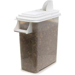"Buddeez 32Qt ""Bag-In"" Pet Food Dispenser -Holds Up To 22Lbs"