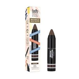 Billion Dollar Brows Big Bold Brow Crayon, Fuller Looking Brows, Long Lasting Rich Creamy Formula, (Taupe) Cruelty Free.