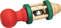 Standard Bell Rattle - Made in USA