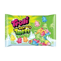 Trolli Sour Brite Trees, Assorted Fruit Flavors, 9 oz