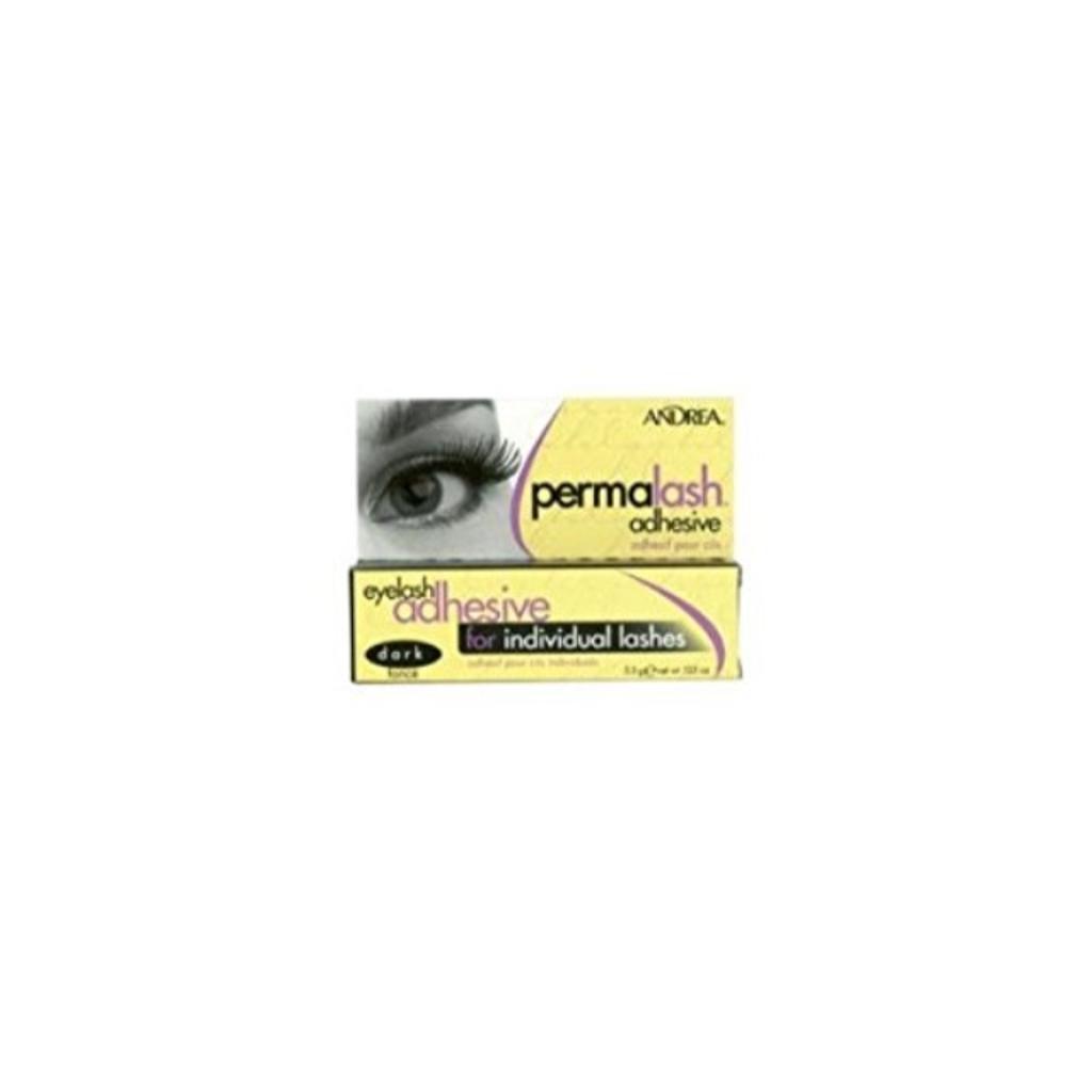 Andrea Lash Adhesive, Perma Lash Adhesive Dark for Individual Lashes