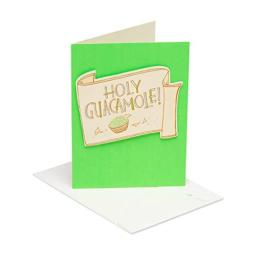American Greetings Funny Baby Card (Holy Guacamole)