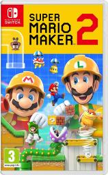 Super Mario Maker 2 - Nintendo Switch Import Region Free