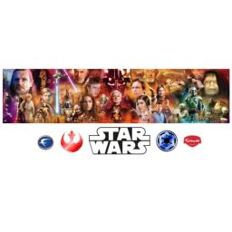 Star Wars Movie Mural Wall Graphic