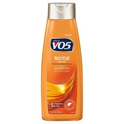 Alberto VO5 Daily Shampoo for All Hair Types Normal with Biotin, 12.5 Ounce