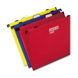 Esselte - 2 in 1 Hanging Folder, 3 Tabs, Letter, 10/PK, Assorted, Sold as 1 Package, ESS 99917