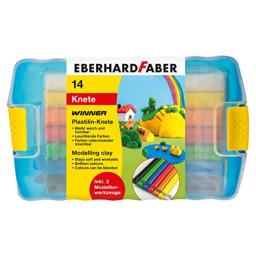 Eberhard Faber Clay Bars (10 Bars, Assorted Colours)