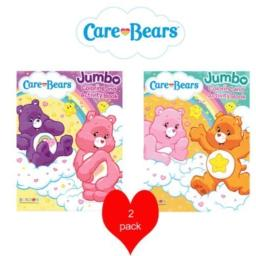 Care Bears Coloring and Activity Book Set of 2