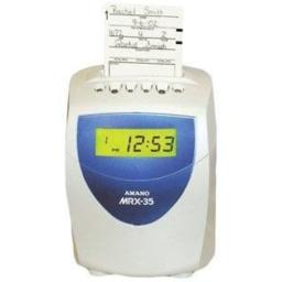 Amano oem time clocks,