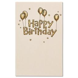 American Greetings Terrific Year Birthday Card with Foil