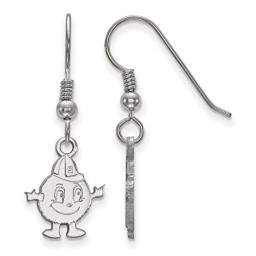 Syracuse Small (1/2 Inch) Dangle Earrings Wire (Sterling Silver)