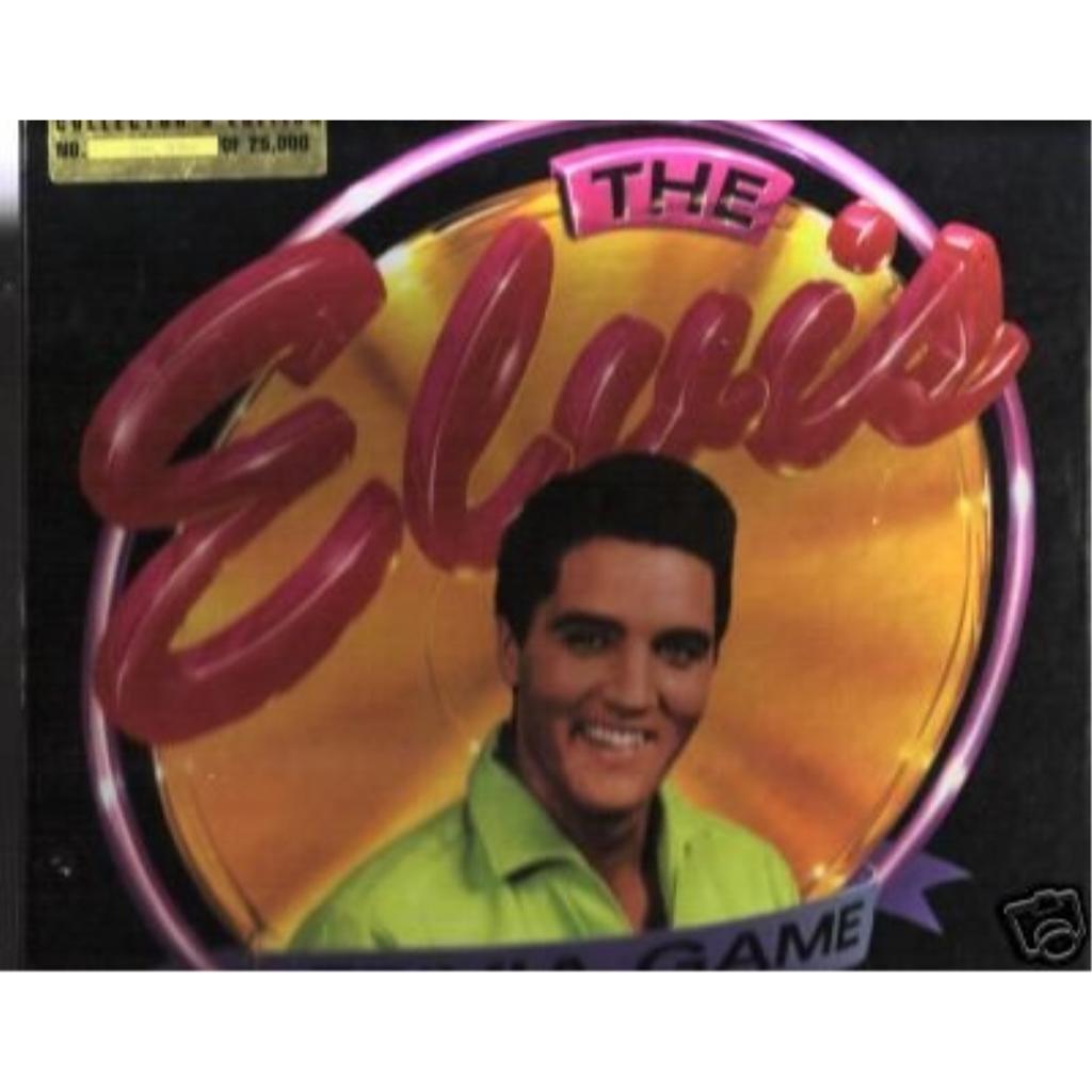 The Elvis Trivia Game