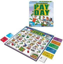 Winning Moves Games Pay Day, The Classic Edition