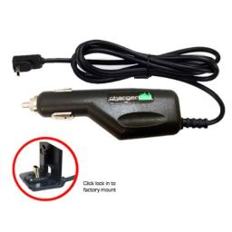 ChargerCity OEM Vehicle Power Adapter Car Charger Cable for Magellan Roadmate PRO 9165 9055 9020 5175 5145 5120 5045 3120 3065 3055 3045 2145 2136 2120 2055 2045 2036 2035 T LM GPS (AN0210SWXXX)