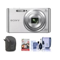 Sony Cyber-Shot DSC-W830 Digital Camera Bundle Value Kit with Accessories