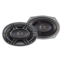 Blaupunkt 6 x 9-Inch 450W 4-Way Coaxial Car Audio Speaker, Set of 2