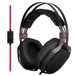 Cooler Master SGH-4700-KKTA1 MasterPulse Over-Ear Gaming & Audio Headset with Bass FX Technology for PC, Console and Mobile use.