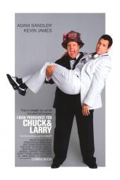 I Now Pronounce You Chuck and Larry Movie Poster (11 x 17) MOVEI5012