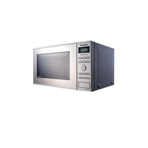 Panasonic Consumer Nn-Sd372S .8Cf Microwave Inverter Ss .Oven Type: Single.Main Oven Capacity: 0.80 ft.Cooking Method: Microwave.Microwave Power: 950 W.Features: Auto Cook.Features: Keep Warm.Features: Turbo Defrost.Features: Auto Reheat.Color: Silver.Color: Stainless Steel.Form Factor: Countertop.Height: 11.Width: 19.2 .Depth: 15.6 .Weight (Approximate): 20.90 lb.Limited Warranty: 1 Year.
