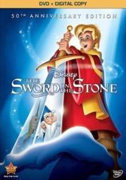 Sword in the stone-50th anniversary edition (dvd/dc) D111658D